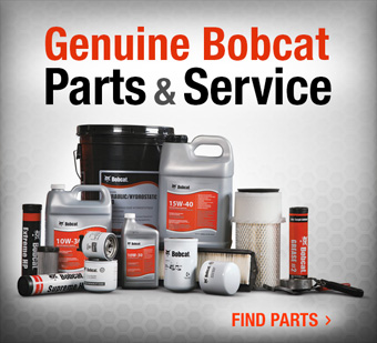 Genuine Bobcat Parts & Service
