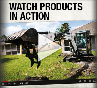 Bobcat Advantage - Watch our videos.