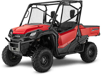 Honda Side by Side Utility Vehicles