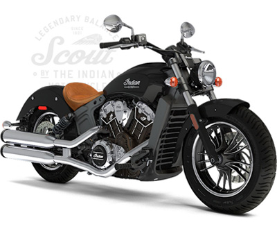 Indian Motorcycle Midsize: Scout, Scout Sixty