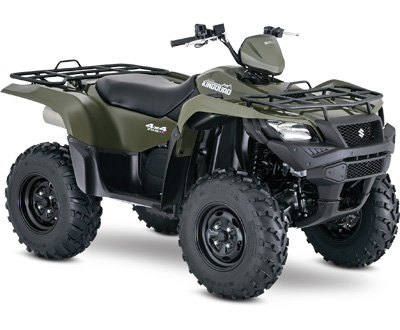 Suzuki Sport and Utility Sport ATVs