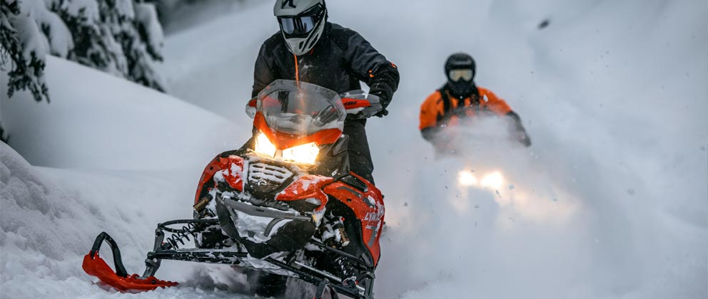 Lynx Snowmobile Family