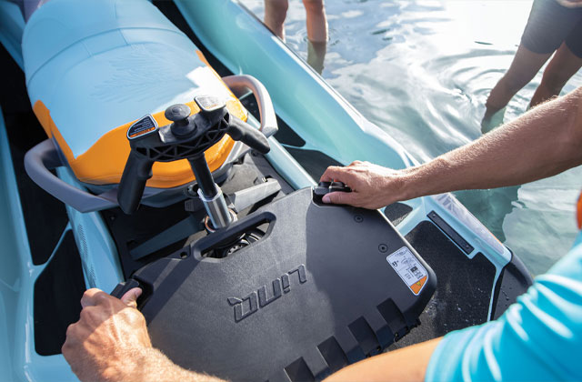 LinQ water-tight bag