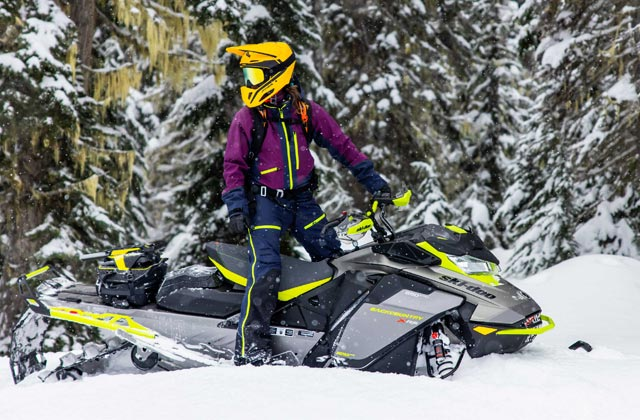 Ski-Doo Expedition SWT