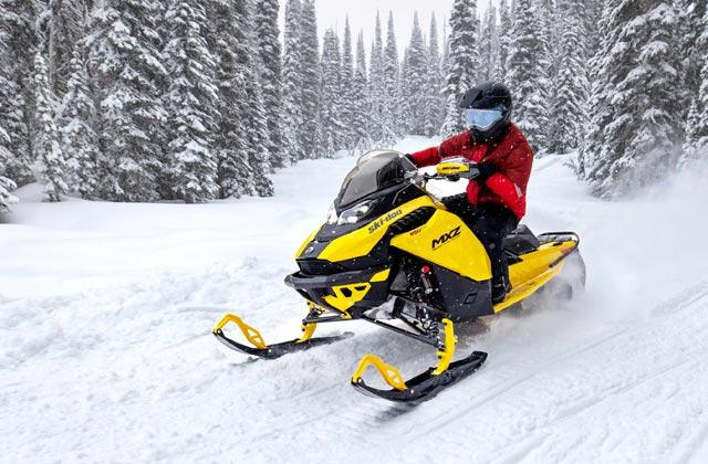 Ski-Doo MXZ XRS 850