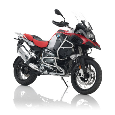 BMW Adventure Motorcycles