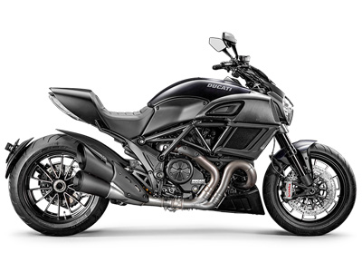 Ducati Diavel and XDiavel Motorcycles