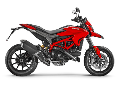 Ducati Hypermotard Motorcycles
