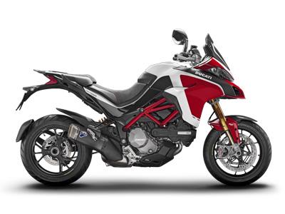 Ducati Multistrada Motorcycles