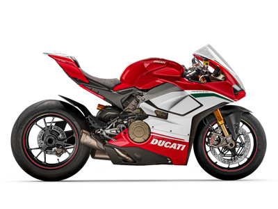 Ducati Panigale Motorcycles