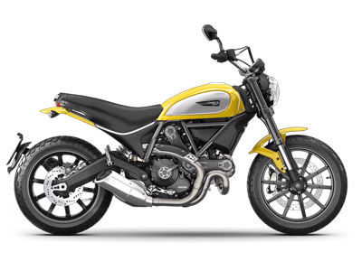 Ducati Scrambler Motorcycles