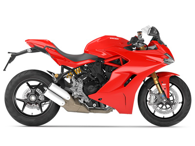 Ducati Supersport Motorcycles