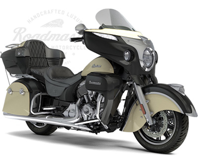 Indian Motorcycle Touring: Roadmaster