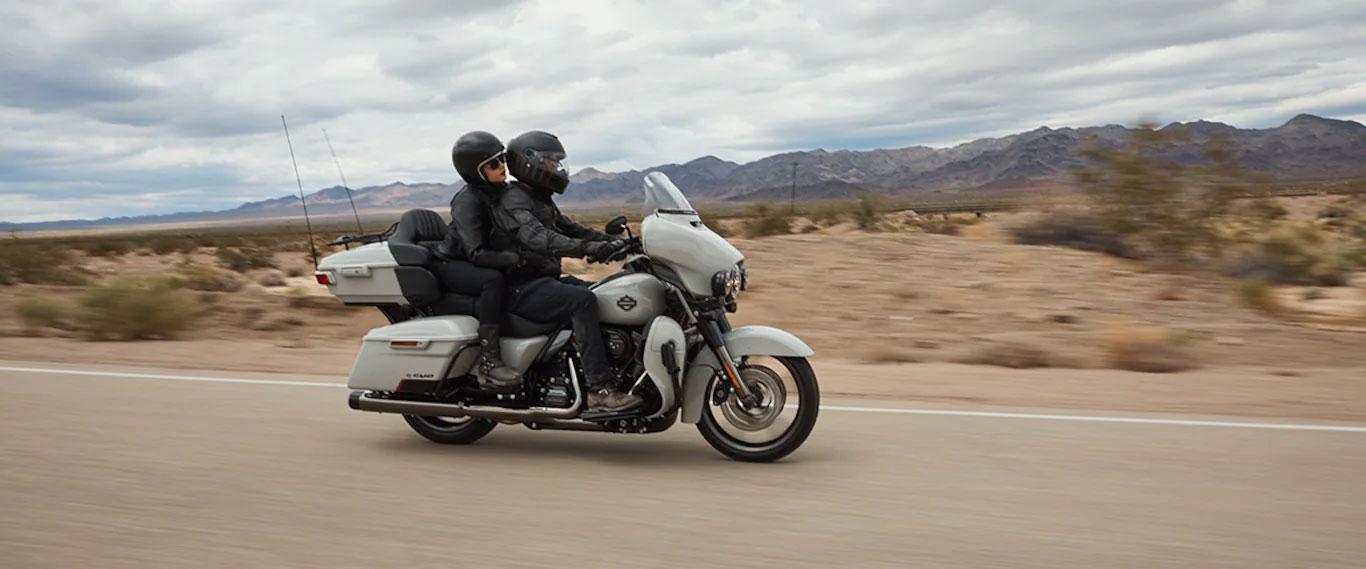 2021 Harley-Davidson CVO Motorcycles